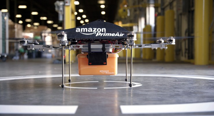 Amazone Drone Delivery
