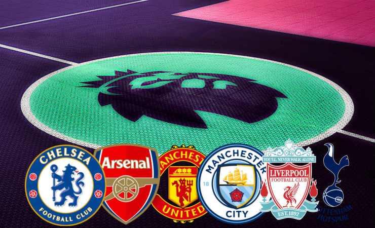 Premier League Big Six